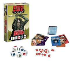 Bang! The Dice Game: The Walking Dead™ Movies / Books / TV