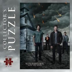 Supernatural - Join the Hunt (Season 9) Famous People Jigsaw Puzzle