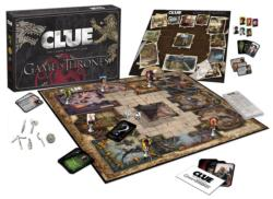 CLUE®: Game of Thrones™ Movies / Books / TV