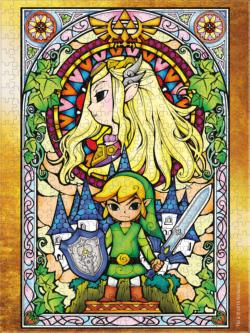 The Legend of Zelda™ Wind Waker #2 Video Game Jigsaw Puzzle