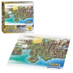 Pokémon™ Johto Movies / Books / TV Jigsaw Puzzle