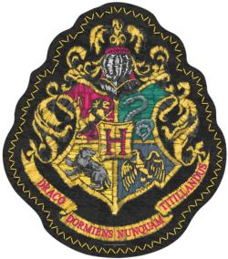 Harry Potter™ Hogwarts Crest Harry Potter Shaped