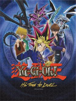 Yu-Gi-Oh!® Collector's Edition Movies / Books / TV Jigsaw Puzzle