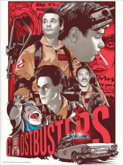 Ghostbusters™ Artist Series 02 Movies / Books / TV Jigsaw Puzzle