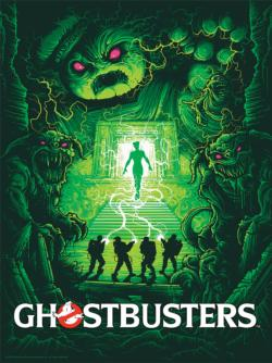 Ghostbusters™ Artist Series 01 Graphics / Illustration Jigsaw Puzzle