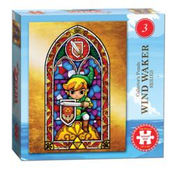 The Legend of Zelda™ Wind Waker #3 Video Game Jigsaw Puzzle