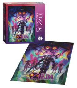 The Legend of Zelda™ Majora's Mask: Incarnation Video Game Jigsaw Puzzle