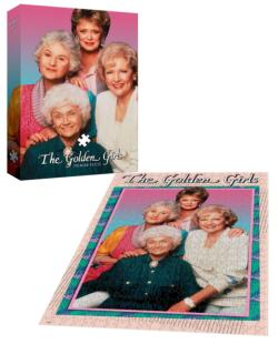 The Golden Girls - Scratch and Dent Movies / Books / TV Jigsaw Puzzle