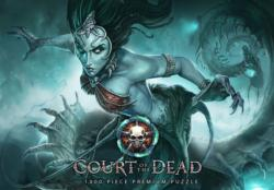 Court of the Dead® Death's Siren Movies / Books / TV Jigsaw Puzzle