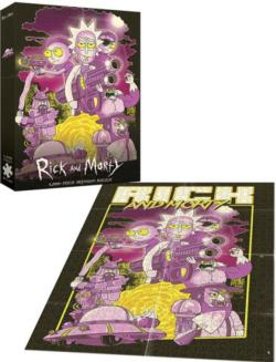 Rick and Morty™ Big Trouble Little Sanchez Movies / Books / TV Jigsaw Puzzle
