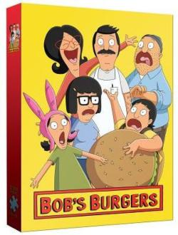 Bob's Burgers Family Portrait Movies / Books / TV Jigsaw Puzzle