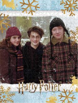 "Harry Potter ""Christmas at Hogwarts"" Harry Potter Jigsaw Puzzle"