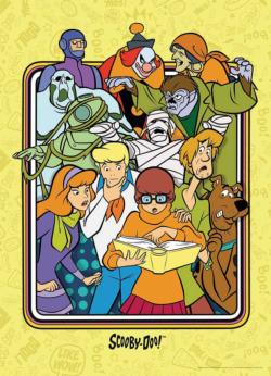 Scooby Doo! Those Meddling Kids! Movies / Books / TV Jigsaw Puzzle