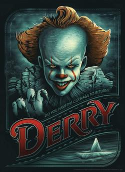 It Chapter 2 Return to Derry Movies / Books / TV Jigsaw Puzzle