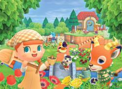 "Animal Crossing ""New Horizons"" Video Game Jigsaw Puzzle"