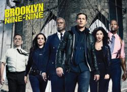 """Brooklyn 99 """"No More Mr. Noice Guys"""" Movies / Books / TV Jigsaw Puzzle"""