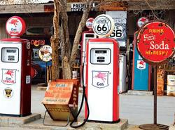 Route 66 Museum (Colorluxe) General Store Jigsaw Puzzle
