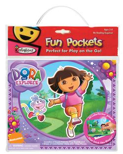 Dora the Explorer Movies / Books / TV Arts and Crafts