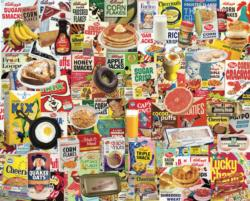 Boomers' Favorite Breakfast   Collage Jigsaw Puzzle