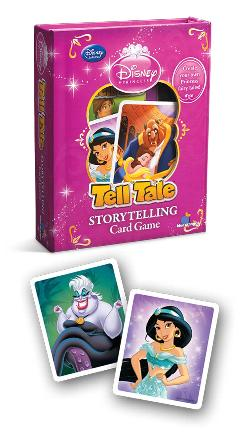 Tell Tale Disney Princess Movies / Books / TV