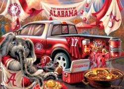 Alabama Gameday Football Jigsaw Puzzle