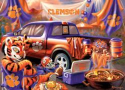 Clemson  Gameday Football Jigsaw Puzzle