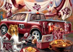 Texas A&M Gameday Football Jigsaw Puzzle