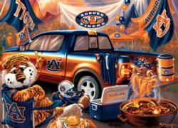 Auburn Gameday Football Jigsaw Puzzle