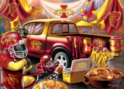 Iowa State  Gameday Football Jigsaw Puzzle