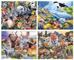 Animal Planet 4-pack Animals Multi-Pack