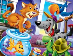 Pets Fish Children's Puzzles