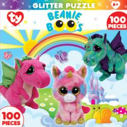Fairytale Club Unicorns Children's Puzzles