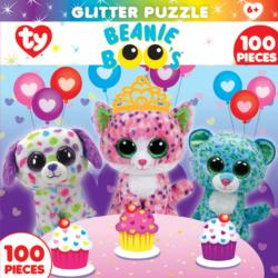 Sprinkles Club Baby Animals Children's Puzzles