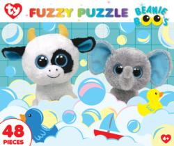 Bubble Buddies Animals Jigsaw Puzzle