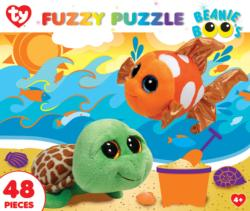 Beach Buddies Reptiles and Amphibians Jigsaw Puzzle