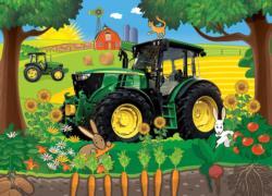 Lunchtime Break Farm Children's Puzzles