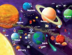 Solar System Educational Children's Puzzles