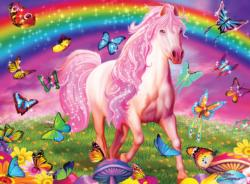 Rainbow World Unicorns Children's Puzzles
