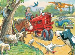 Out for a Ride Farm Children's Puzzles