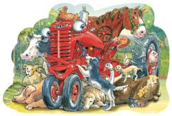 Tractor Mac Farm Children's Puzzles