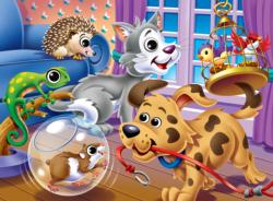 Pets Animals Children's Puzzles