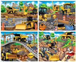 Caterpillar - 4-pack Construction Multi-Pack
