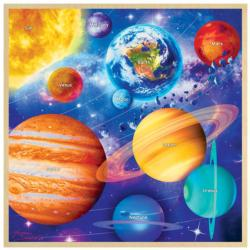 Solar System Children's Puzzles