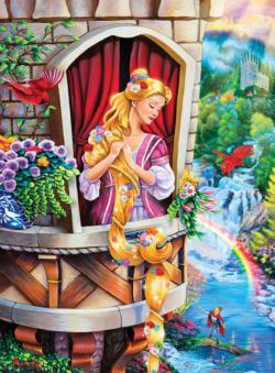 Rapunzel Movies / Books / TV Jigsaw Puzzle