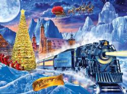 The Polar Express Christmas Jigsaw Puzzle