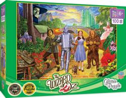 The Wizard of Oz Wizard of Oz Jigsaw Puzzle