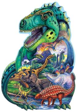 Dinosaur Days Dinosaurs Children's Puzzles