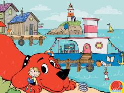 Clifford Sound Puzzle Cartoons Sound Puzzle
