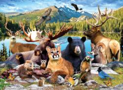 Rocky Mountain National Park - Scratch and Dent National Parks Children's Puzzles