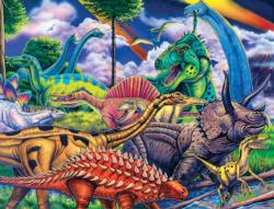 Dinosaur Friends Dinosaurs Children's Puzzles